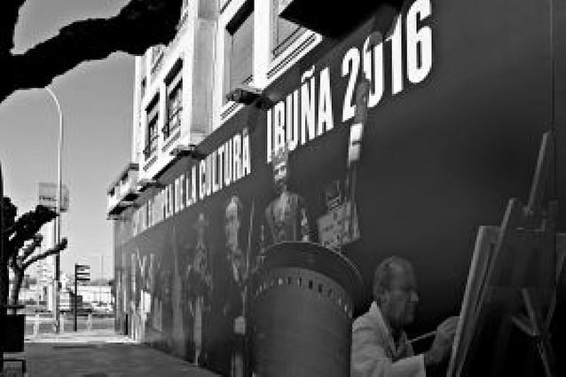 El apoyo a Pamplona 2016 en Internet