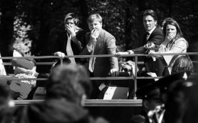 Beatriz de Holanda mantendrá su agenda pública tras la tragedia de Apeldoorn