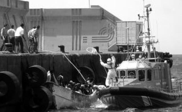 Las ambulancias del mar