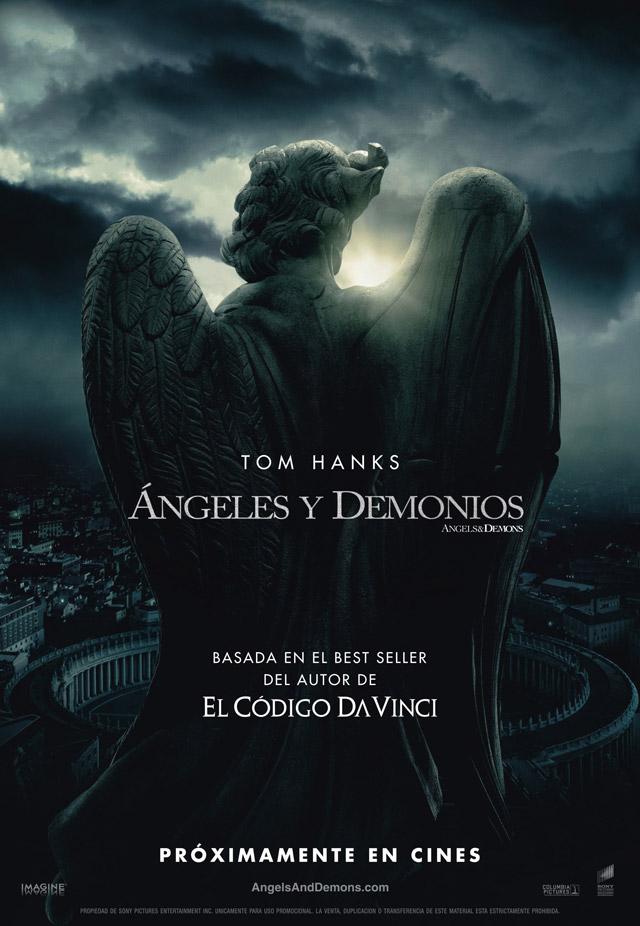 Tom Hanks y Ron Howard presentan hoy desde Roma la adaptación al cine de 'Ángeles y Demonios'