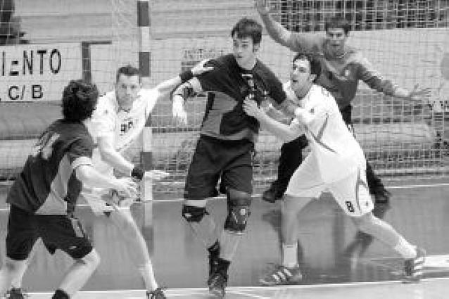 El playoff, cerca de Pamplona