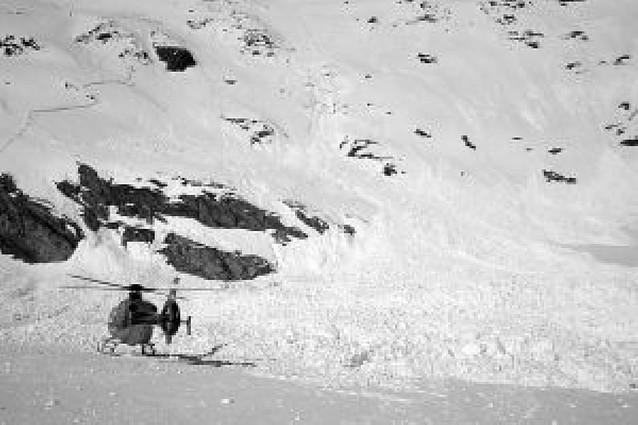Mueren seis turistas por una avalancha en los Alpes austríacos