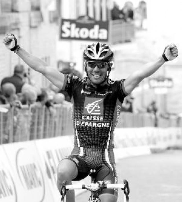 """El Caisse, con un equipo para """"enredar"""" en el Giro"""