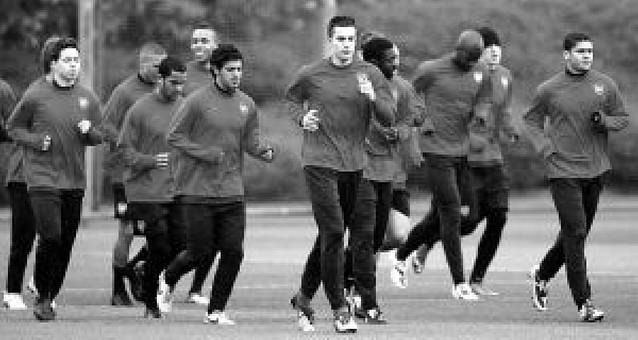 El Emirates reta al campeón
