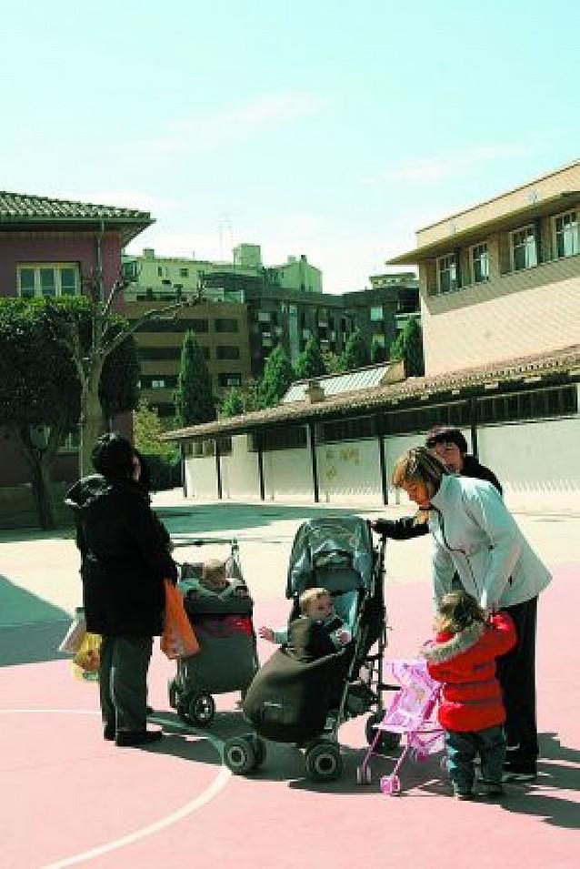 Luz verde al convenio para ampliar el colegio Elvira España