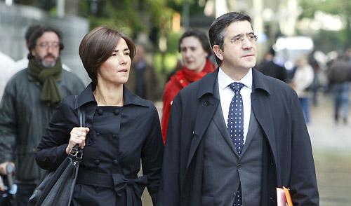 """Patxi López: """"Seré el lehendakari que estará día a día frente a ETA"""""""