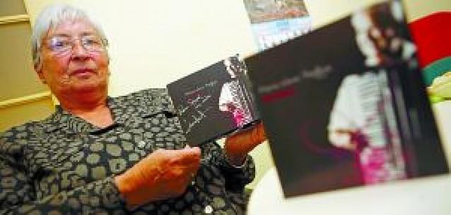 María Luisa Irastorza graba en un cd su bagaje como acordeonista