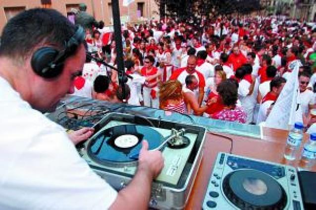 Tudela pagó 17.508 ? en 2008 por los derechos de la música de sus fiestas