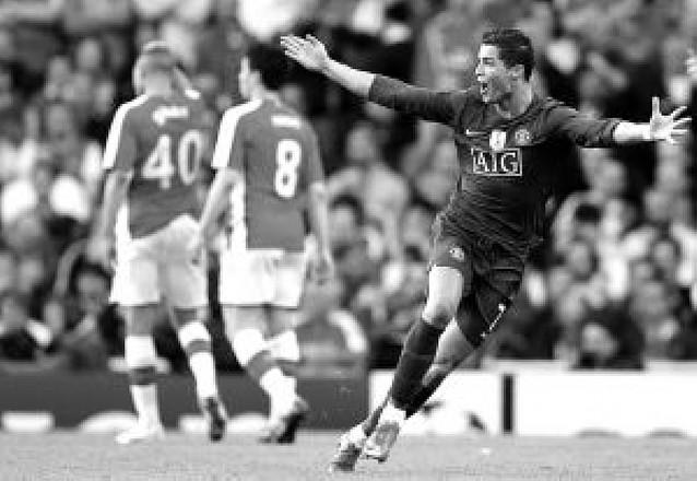 Ronaldo saca el billete para Roma