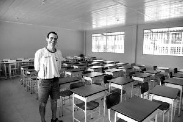 La Ong Castildeterra colabora en la construcción de un centro de formación de líderes en Ecuador