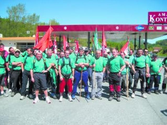 La marcha verde de Funvera
