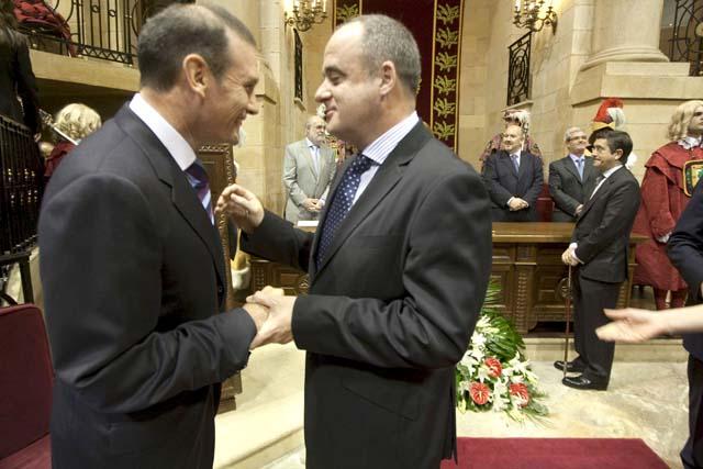 """El PNV advierte que impedirá que haya """"ningún desmán"""""""