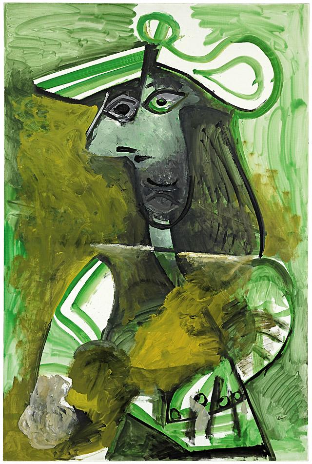 Christie's vende cinco obras de Picasso por más de 32 millones de dólares