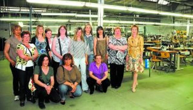 """Grupo Textil Caparroso nace con el objetivo de """"convertirse en referencia nacional"""""""