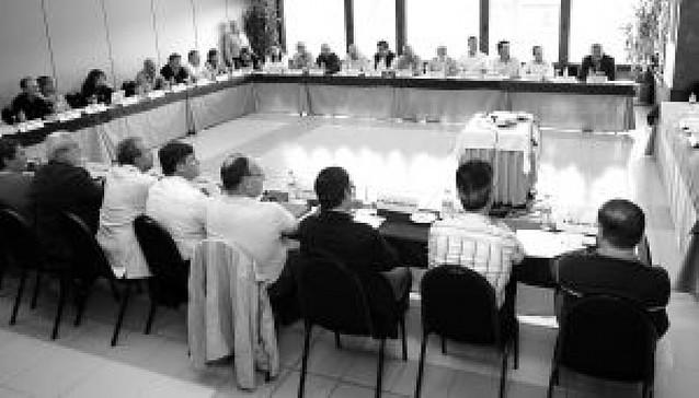 Directores de instituto de toda España se reúnen en Pamplona
