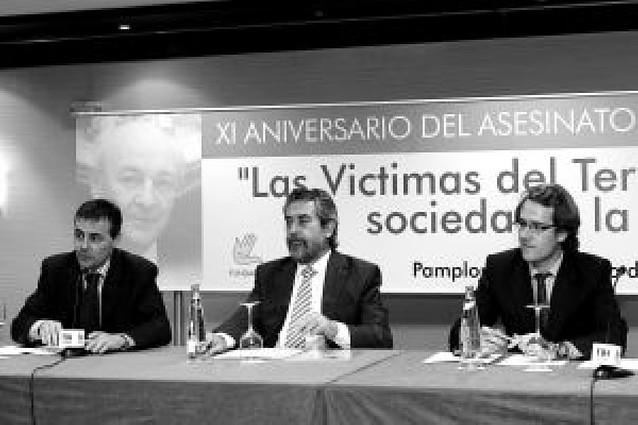 """""""El pacto PSE-PP en el País Vasco no es contra natura, sino inexcusable"""""""