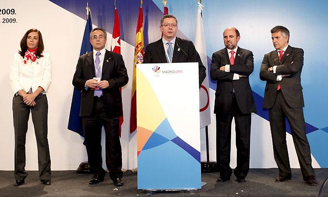 El COI no da pistas a Madrid y defiende que ganará la mejor de las candidaturas
