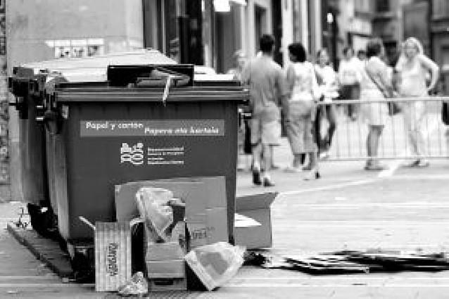 Pamplona, la ciudad más comprometida con el reciclaje, según Consumer