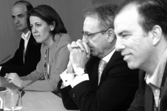 UPN acusa al PP de que su programa para las europeas se centra en descalificarlos