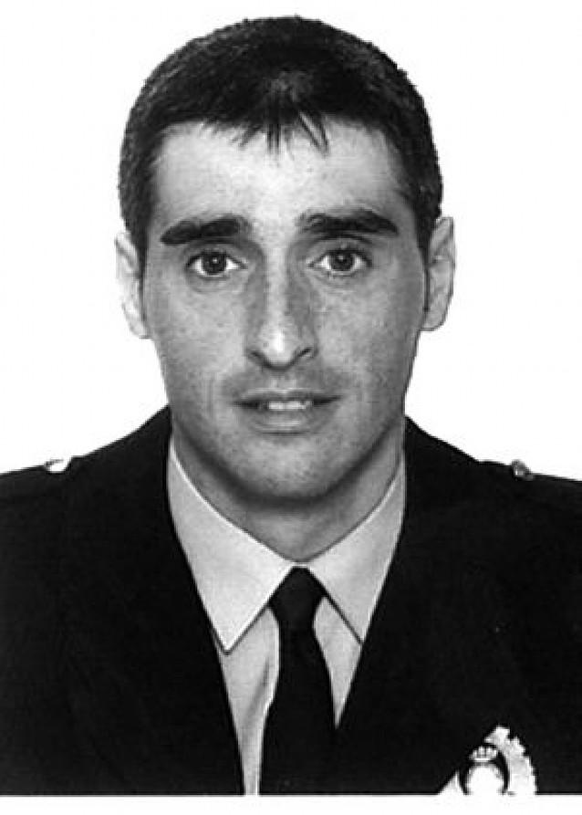 Raúl Aparicio, nuevo jefe de la policía local de Sangüesa