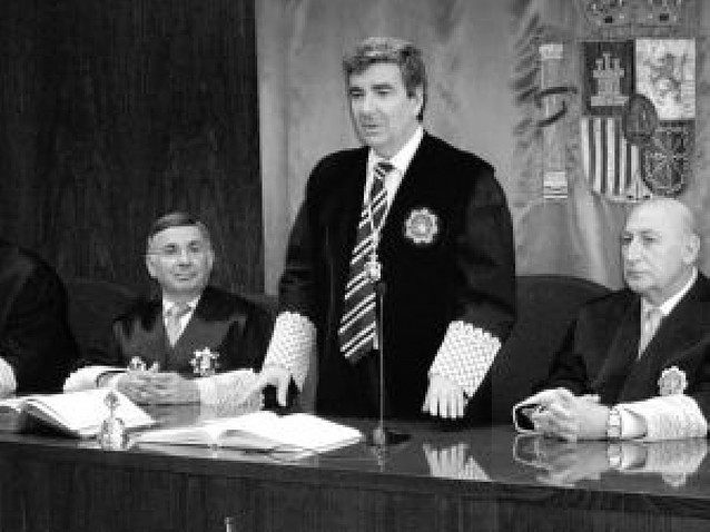 Fernández toma posesión como presidente del TSJ para otros 5 años