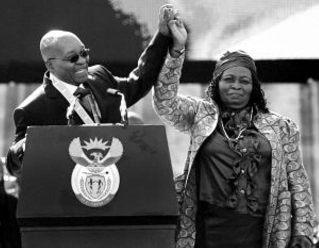 Jacob Zuma es investido presidente en Sudáfrica