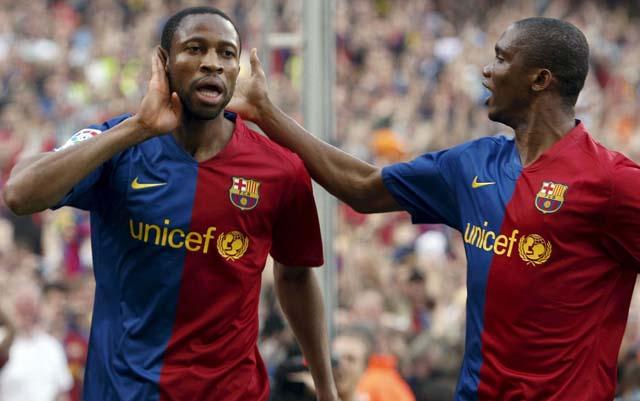 El Villarreal aplaza la fiesta barcelonista en el descuento