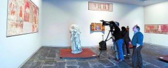 France 2 graba en Navarra para una serie sobre religiones