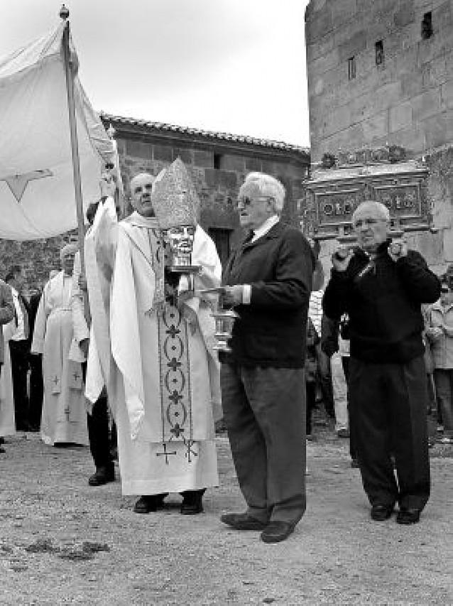 Inaugurada la hospedería de San Gregorio Ostiense en el día de la romería