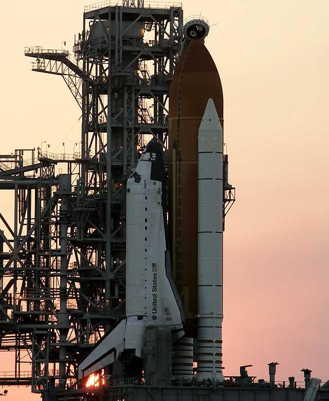 El Atlantis parte hoy rumbo a una misión de 11 días