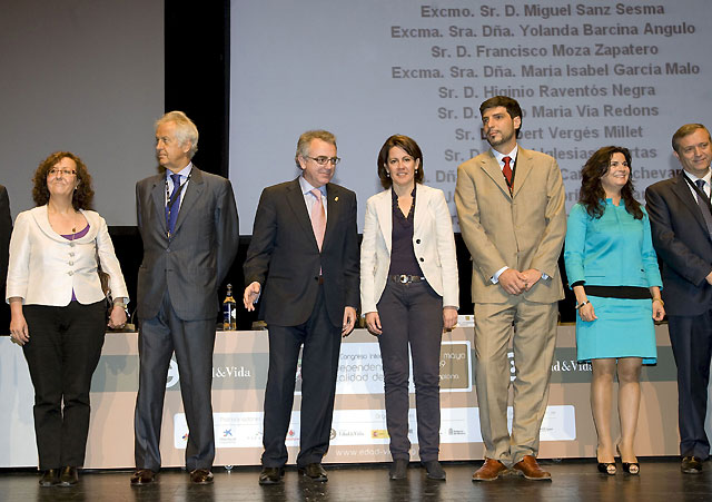 Arranca en Pamplona el II Congreso Internacional sobre Dependencia y Calidad de Vida