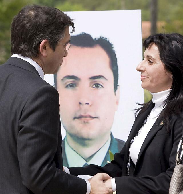 """Viuda de Piñuel: """"Gracias a mi marido se salvaron vidas"""""""