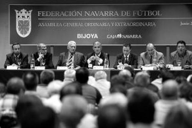 La FNF presentó su proyecto de reestructuración