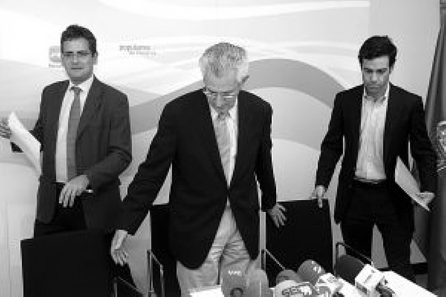 Basagoiti asegura que la relación Navarra-Euskadi se va a normalizar