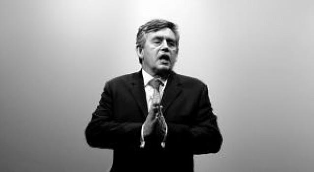 Gordon Brown pide disculpas