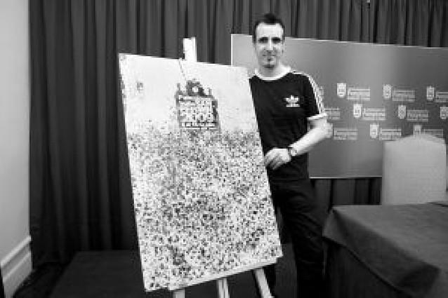 El chupinazo del donostiarra Ángel Blanco gana el cartel de San Fermín