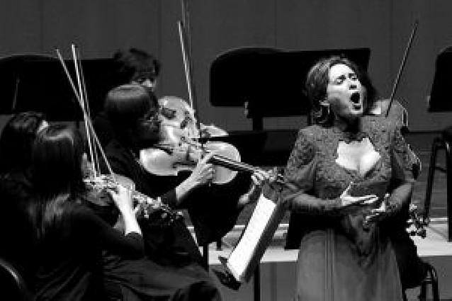 La Sinfónica de Navarra abrirá la temporada con María Bayo