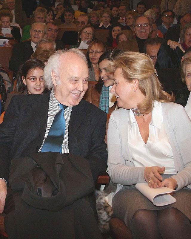 Agustín González Acilu, Premio Príncipe de Viana de la Cultura 2009