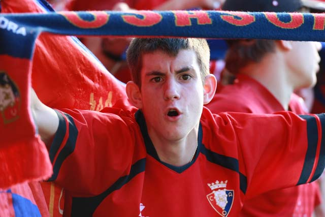 Juanfran marcó el gol de la permanencia