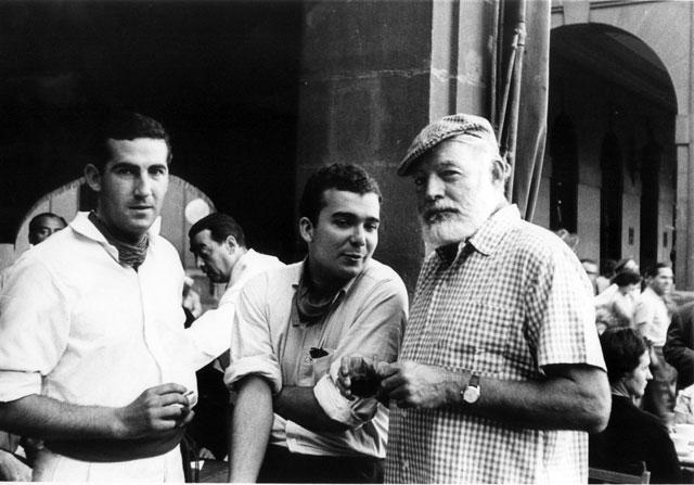 Navarra conmemora la última visita de Hemingway con varios actos culturales