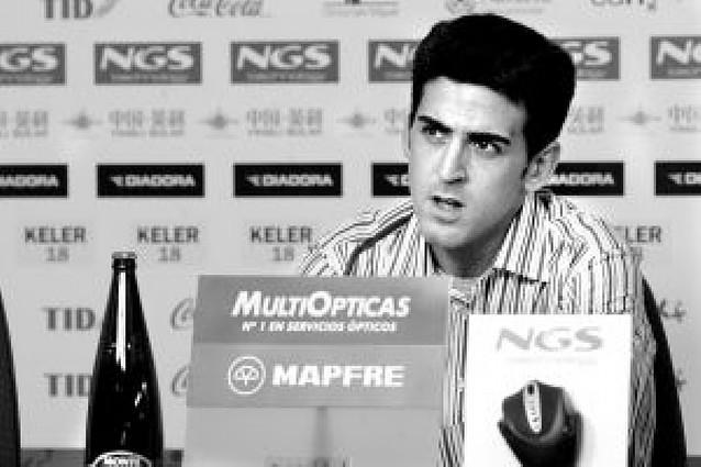 """""""Es una barbaridad echar al entrenador en la jornada 6"""""""