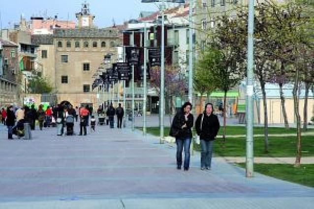 El Ayuntamiento de Tudela no instalará este año casetas como cuartos de fiestas para jóvenes