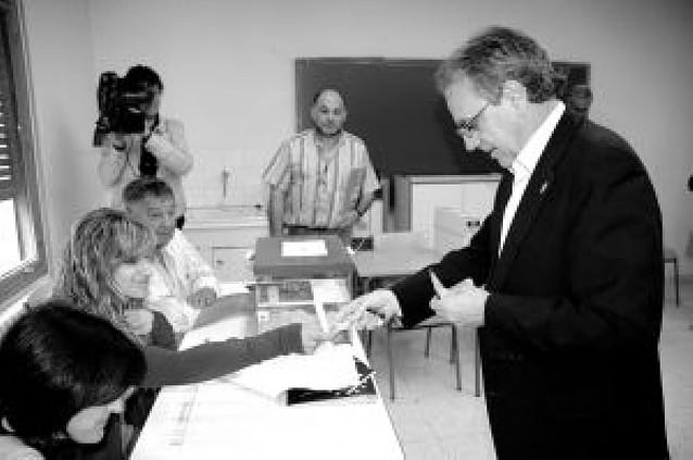 """Sanz: """"El PP pierde 15.000 votos porque los navarros no aceptamos las deslealtades"""""""