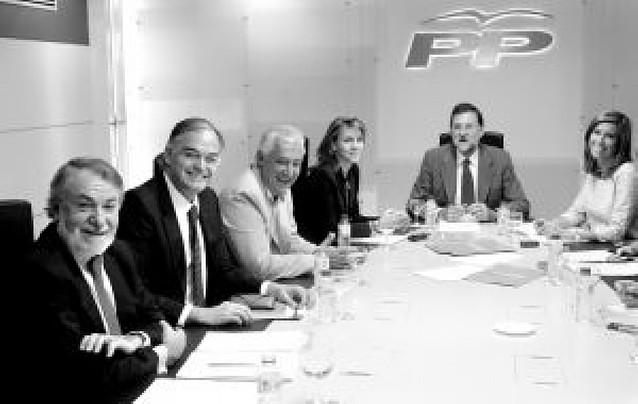 El PP considera que Zapatero se someta a una cuestión de confianza en el Congreso