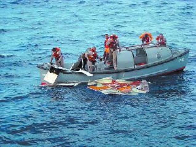 Un grupo especial de Brasil identificará los 16 cadáveres del Airbus rescatados