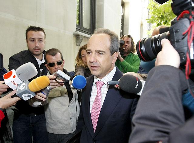 """El juez impone una fianza de 1,8 millones a González Panero por el """"caso Gürtell"""""""