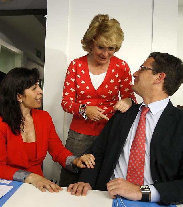 Rajoy cree que el PSOE ha fracasado con su campaña de juego sucio
