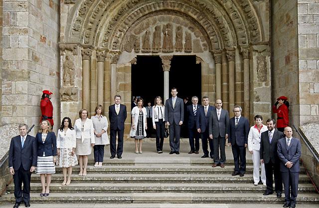 """González Acilu recibe el Premio de manos del Príncipe de Asturias con """"profunda emoción"""""""