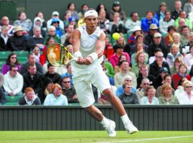 Nadal estará en el torneo de Wimbledon