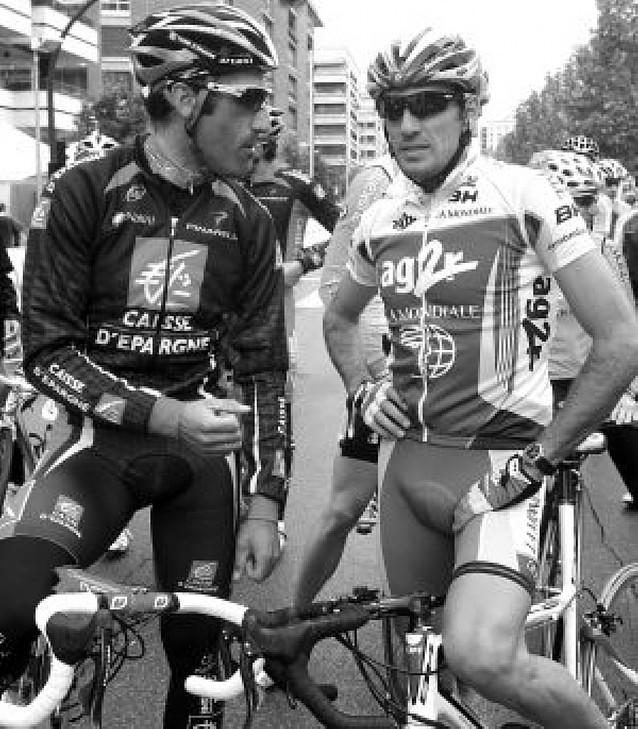 Chente decidirá en Suiza si renuncia o no al Tour